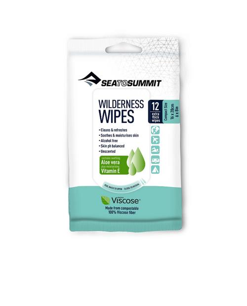 Wilderness Bath Wipes - S