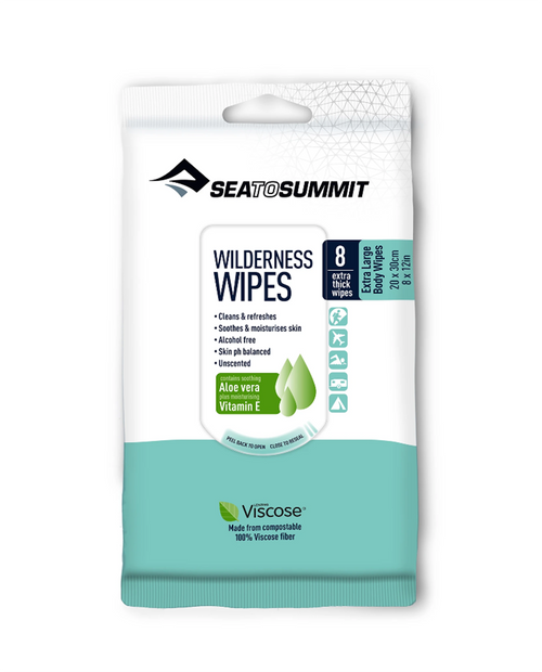 Wilderness Bath Wipes - XL