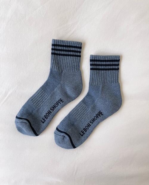 LE BON Girlfriend Socks