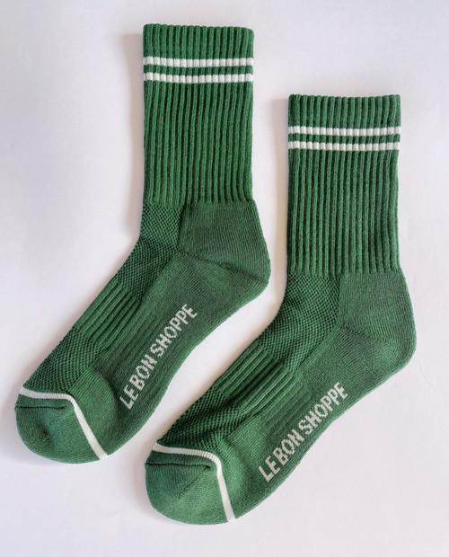 LE BON Boyfriend Socks