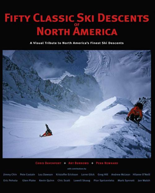 WOLVERINE PUBLISHING 50 Classic Ski Descents of North America