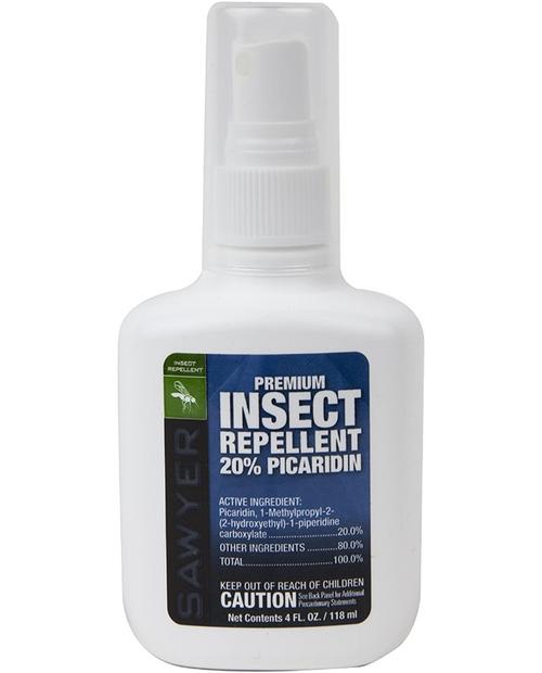 20% Picaridin 4oz Spray