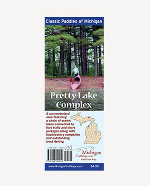 Classic Paddles of Michigan Pretty Lake Complex