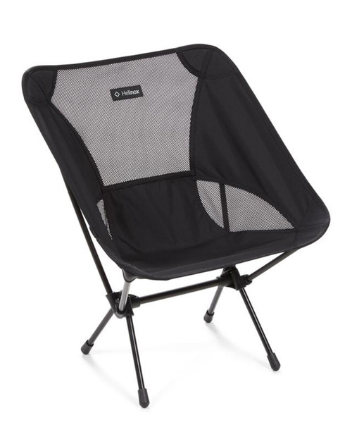 Chair One Camp Chair in Black