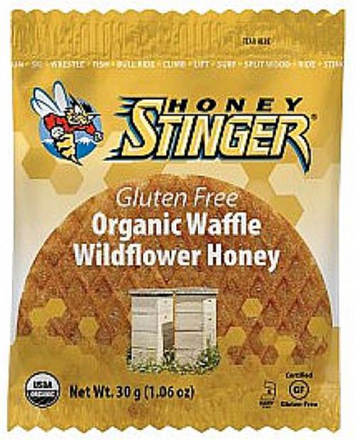 Honey Stinger Waffle Wildflower Honey