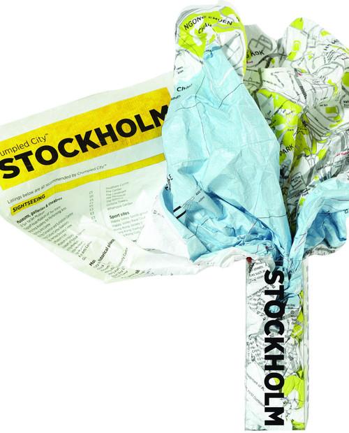 PALOMAR Crumpled City - STOCKHOLM