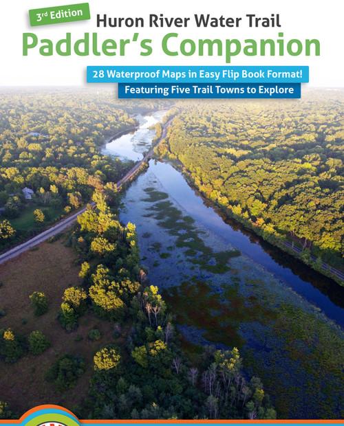 Huron River Trail Paddlers Companion