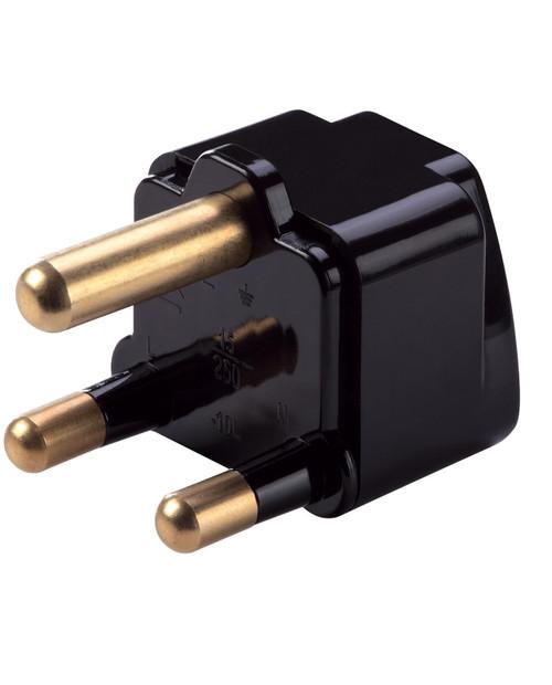 Grounded South Africa Adatper Plug