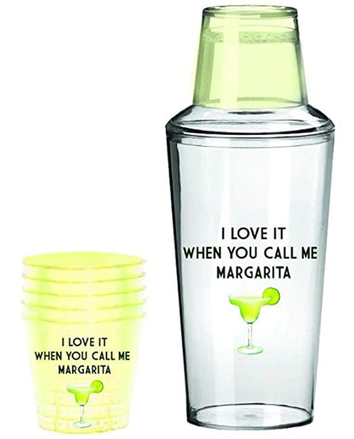 MYXX Call Me Margarita Cocktail Shaker