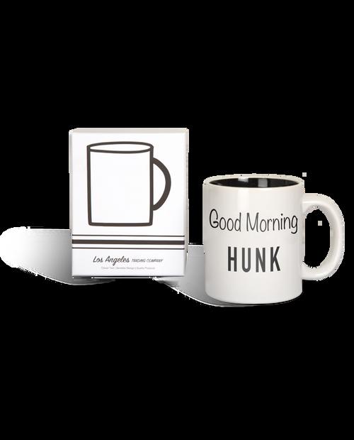 LATC Good Morning Hunk Mug