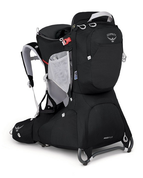 Poco Child Carrier Plus in Starry Black O/S