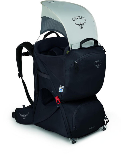 Poco LT Child Carrier in Starry Black
