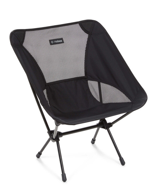 Chair One in All Black