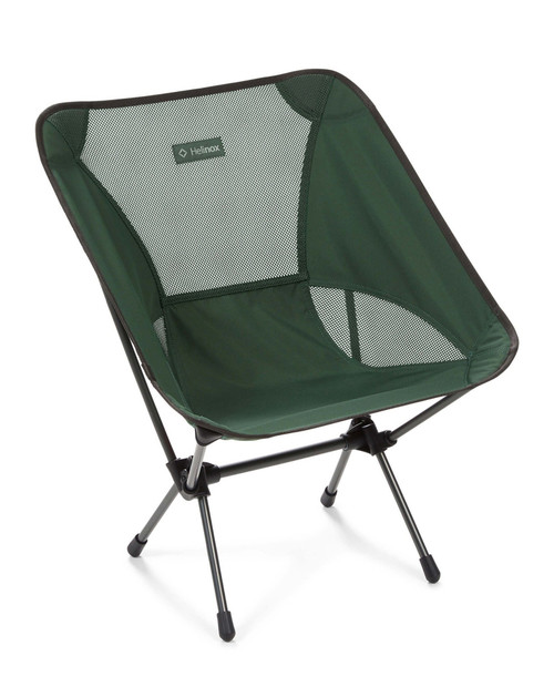 Chair One in Forest Green