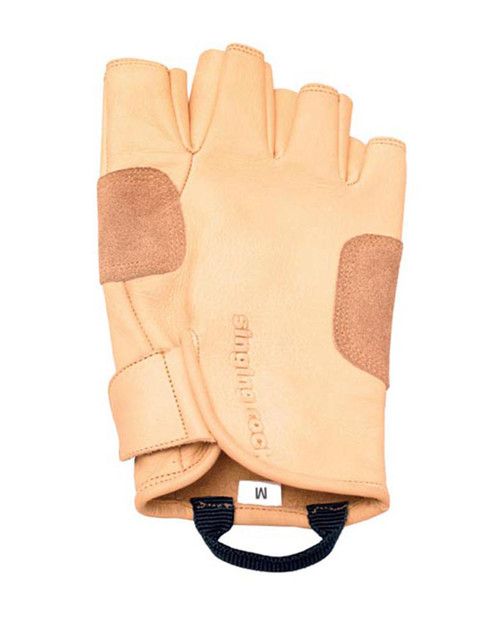 Grippy 3/4 Leather Glove8