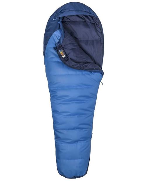 MARMOT MOUNTAIN Trestles 15 Long in Cobalt Blue/Blue Night