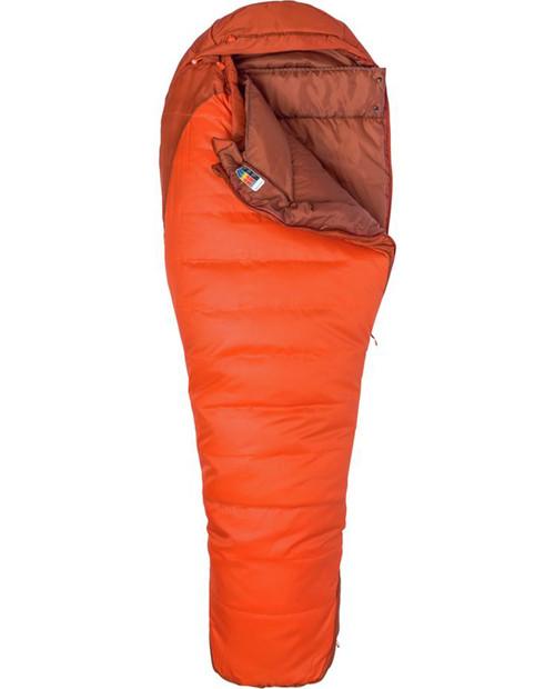 MARMOT MOUNTAIN Trestles 0 Long in Orange Haze/Dark Rust