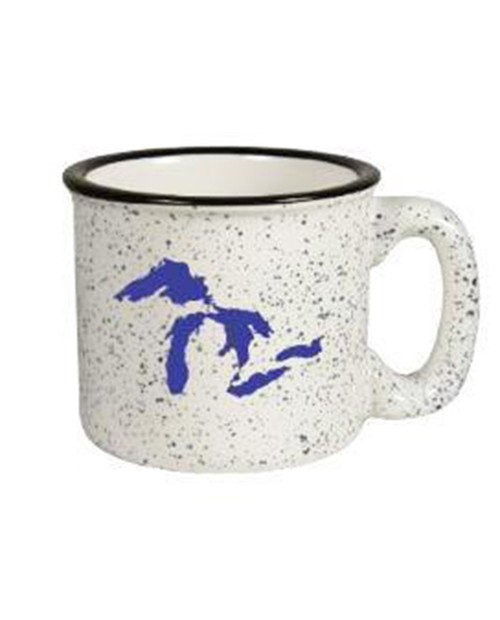 GLP Speckled Camp Coffee Mug