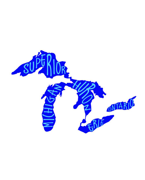 HOMES Great Lakes Proud Decal