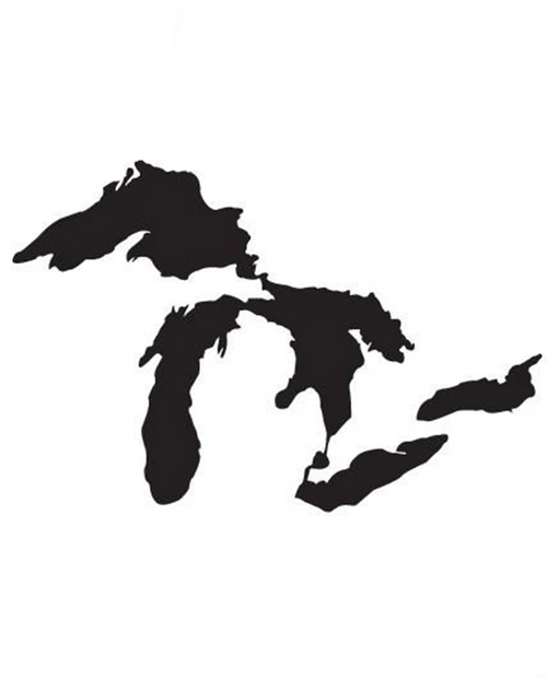 GREAT LAKES PROUD GRTLKS Classic Decal
