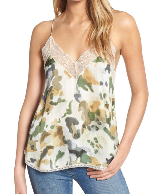 ZADIG VOLTAIRE Christy Camou Cami