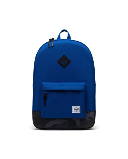 HERSCEL Heritage Backpack in Surf The Web / Night Camo