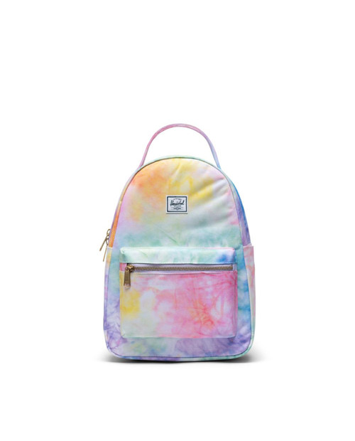 HERSCHEL Nova Small Backpack in Pastel Tie Dye