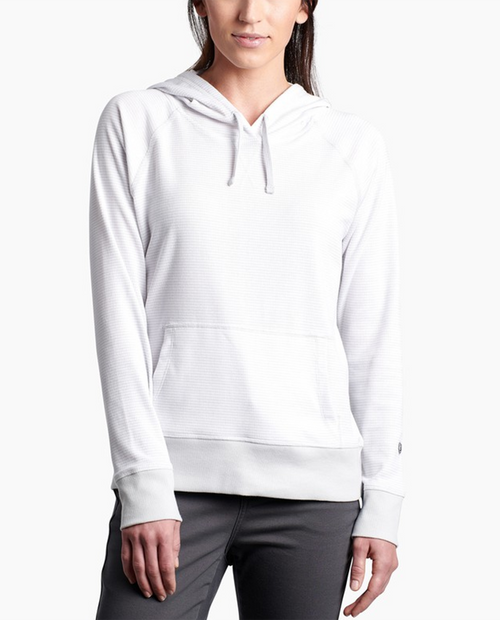 Womens Stria Pullover Hoody