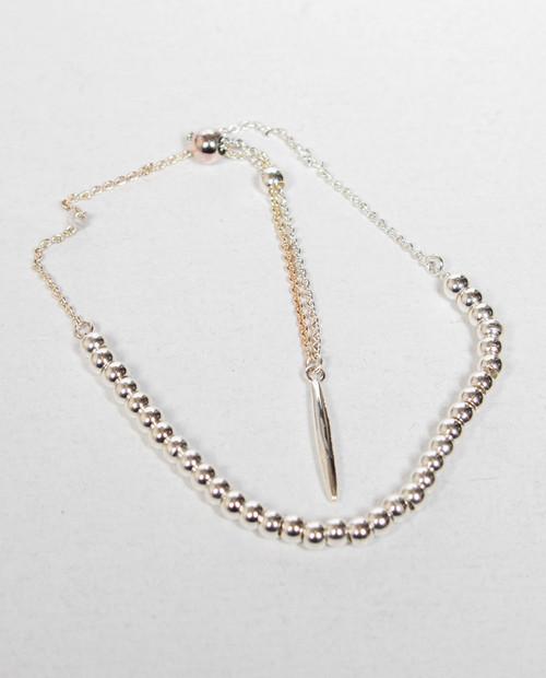 GORJANA Newport Adjust Bracelet Silver