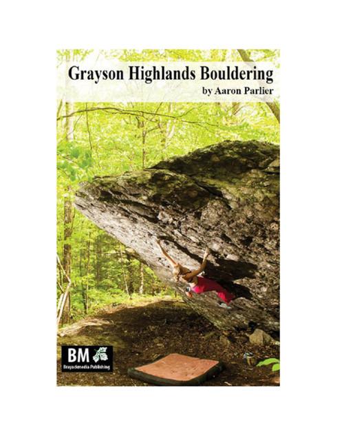 WOLVERINE PUBLISHING Grayson Highlands Bouldering
