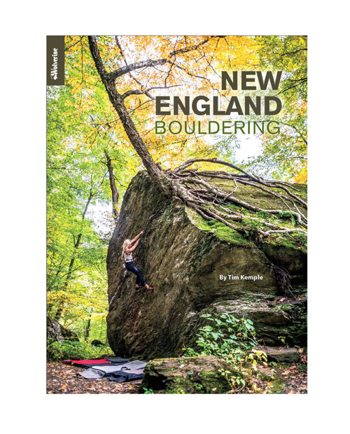WOLVERINE PUBLISHING New England Bouldering