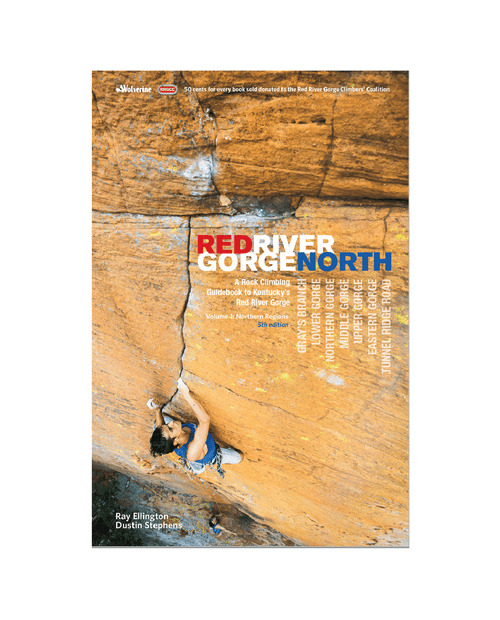 WOLVERINE PUBLISHING Red River Gorge North