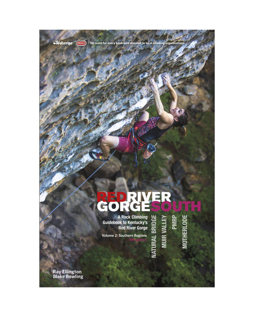 WOLVERINE PUBLISHING Red River Gorge South