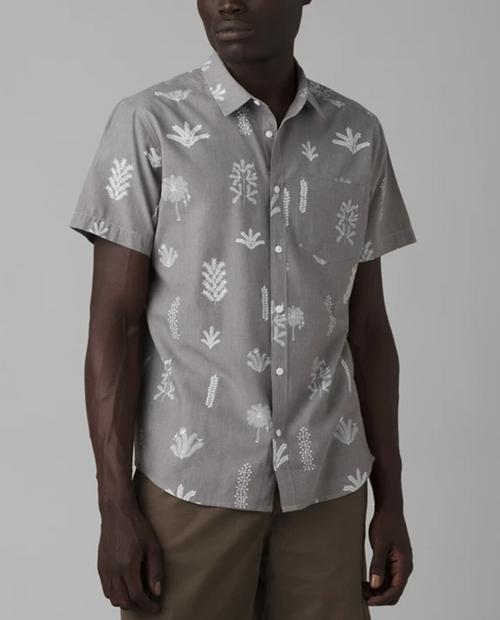 Mens Roots Studio Shirt - Slim