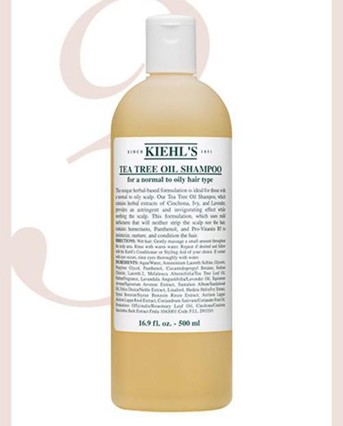 KIEHLS 500mL Tea Tree Oil Shampoo
