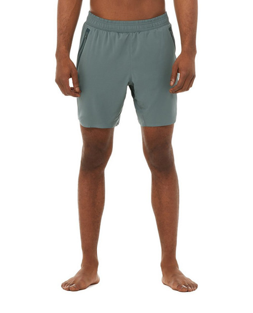 ALO Mens 7in Traction Short