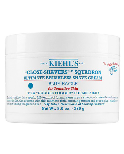 KIEHLS 8.4 oz Shave Cream Blue Eagle
