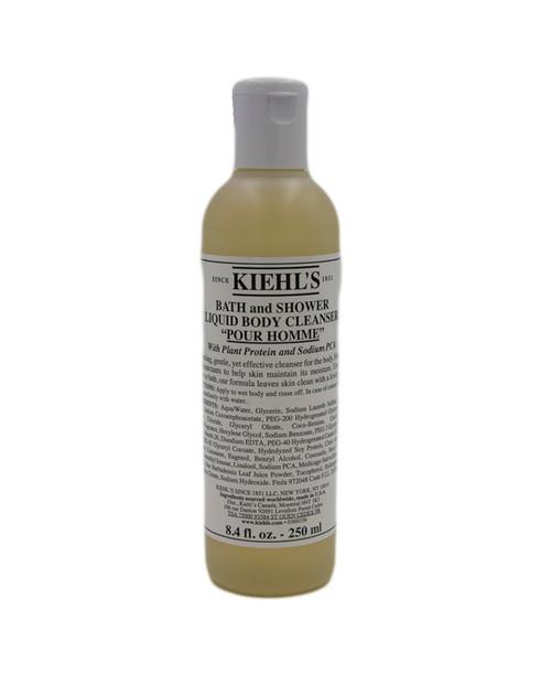 KIEHLS 8.4oz 250mL Pour Homme Body Cleanser