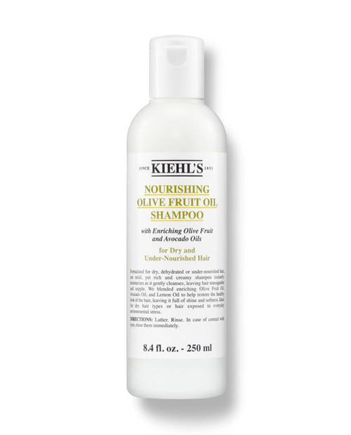 KIEHLS 8.4oz Olive Fruit Oil Shampoo