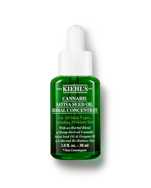 KIEHLS Cannabis Herbal Concentrate 30ml