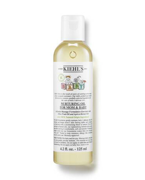 KIEHLS Mom and Baby Oil 125mL