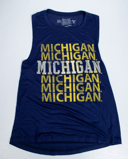 RETRO BRAND Rayon Relaxed Tank