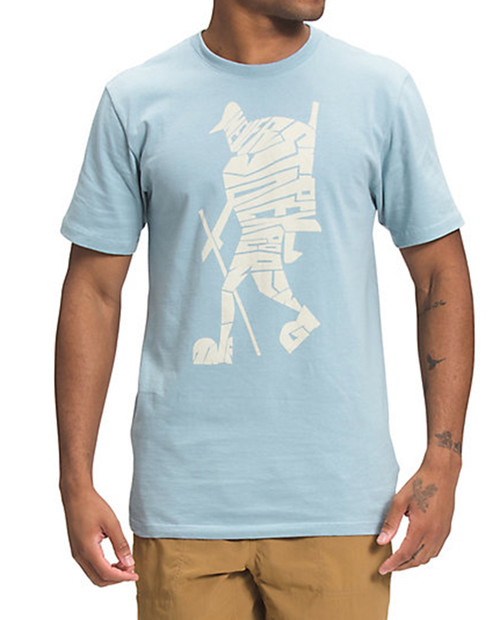 THE NORTH FACE Men S/S Tnf Hiker Tee