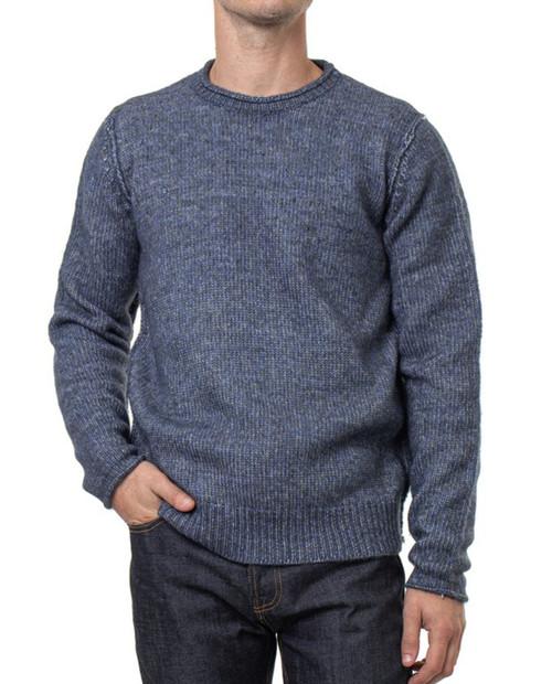 SCHOTT NYC Rollneck Crew Sweater