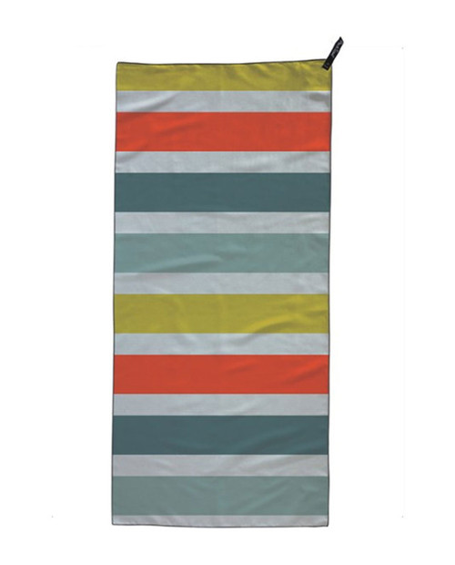 PACKTOWL Personal, Beach - Bold Stripe