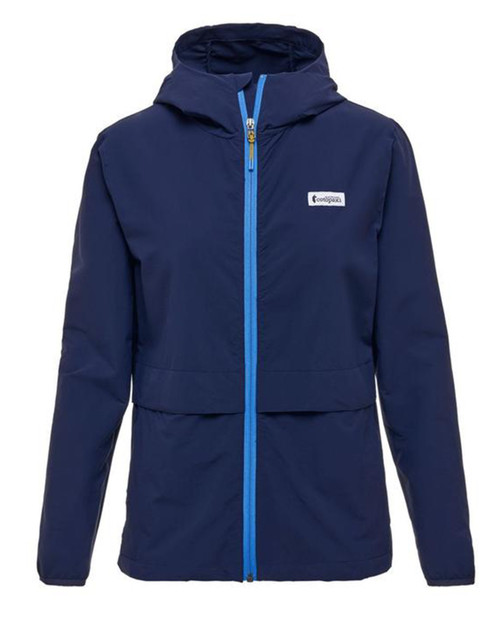 COTOPAXI Womens Viento Wind Jacket in Maritime