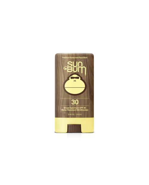 SUN BUM SPF 30+ Face Stick (0.45 oz)