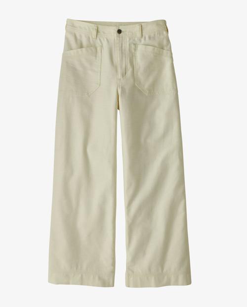 PATAGONIA Womens Organic Cotton Slub Woven Pants