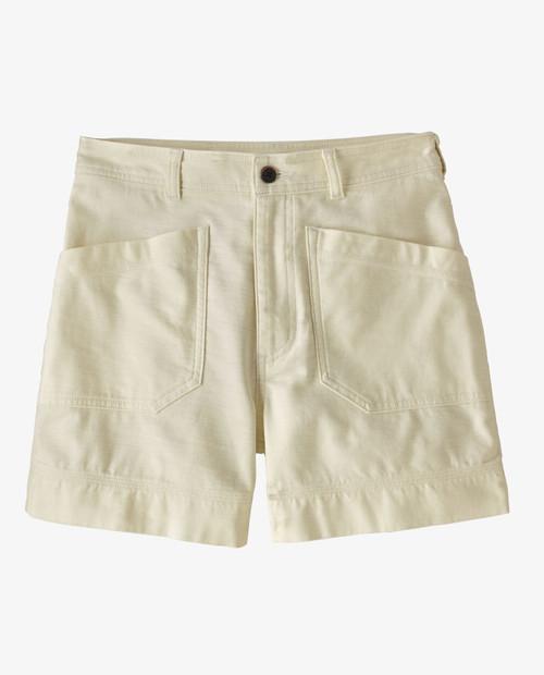 PATAGONIA Womens Organic Cotton Slub Woven Shorts