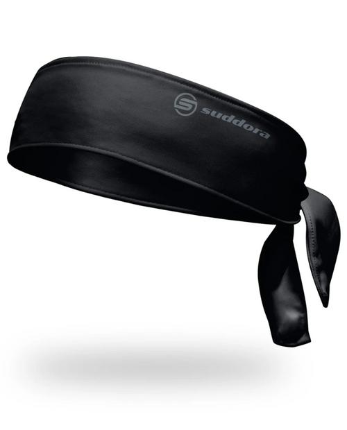 Black Tie Headband